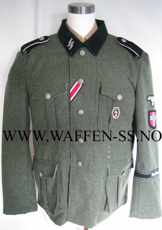Felsebiyat Dergisi – Popular Nazi Uniform