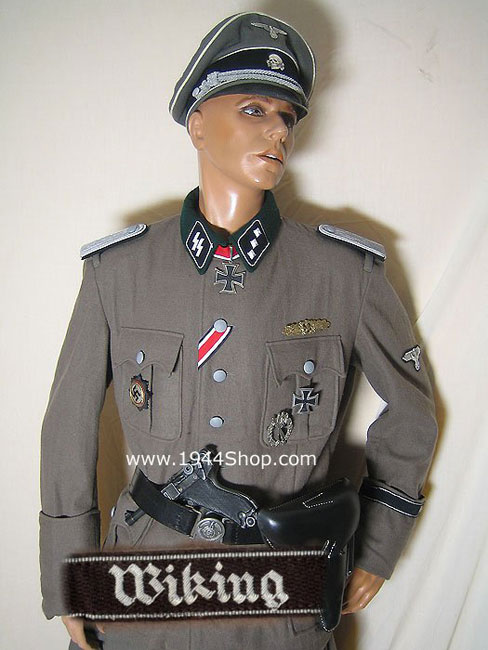Www Waffen Ss No Quot 5 Ss Division Wiking M 36 Uniform Quot