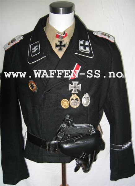 wwwwaffenssno quotj peiper sspanzer uniformquot