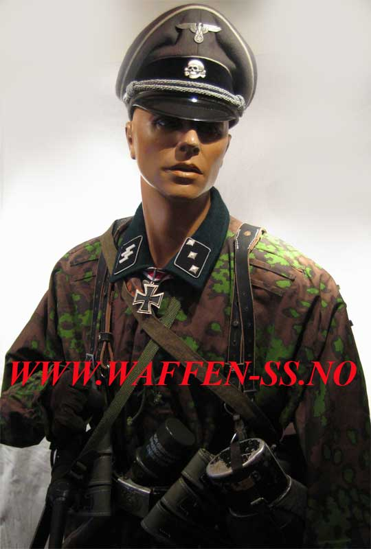 "WWW.WAFFEN-SS.NO ""Waffen-SS Smock"""